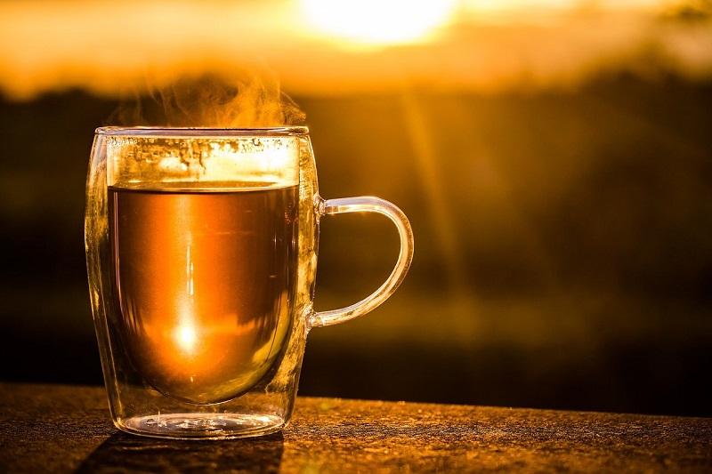 Loša probava? Pomoči če vam čaj.